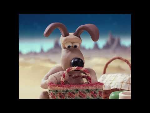 월레스와 그로밋 - 거대 토끼의 저주 - Trailer - YouTube