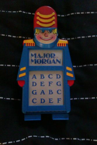 major morgan classic vintage retro musical toy