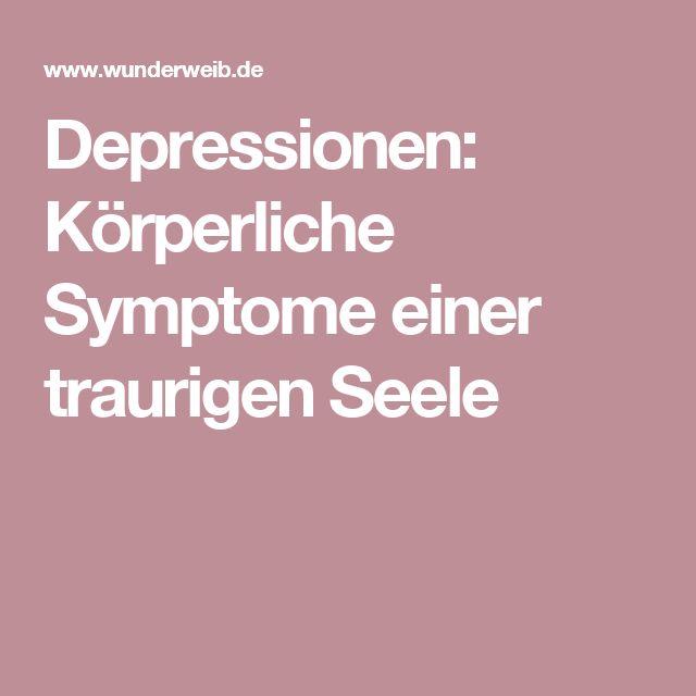 die besten 25+ symptome depressionen ideen auf pinterest ... - Körperliche Schwäche Depression