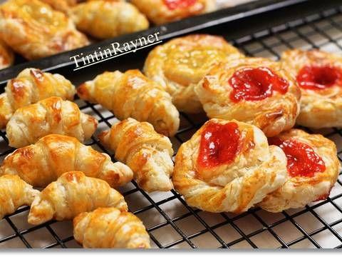 Resep Puff Pastry Instant 30 Menit Mudah Kilat Lezat Oleh Tintin Rayner Resep Pastry Resep Puff Pastry