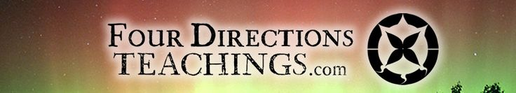 There are Seven Sacred Directions.