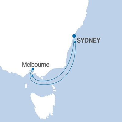 Carnival Cruise Maps