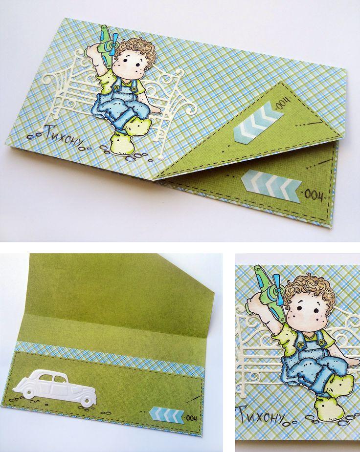Картинки для, креативные открытки конверты