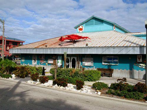 Crabby Bills Breakfast - Indian Rocks Beach - Florida Beach Vacation