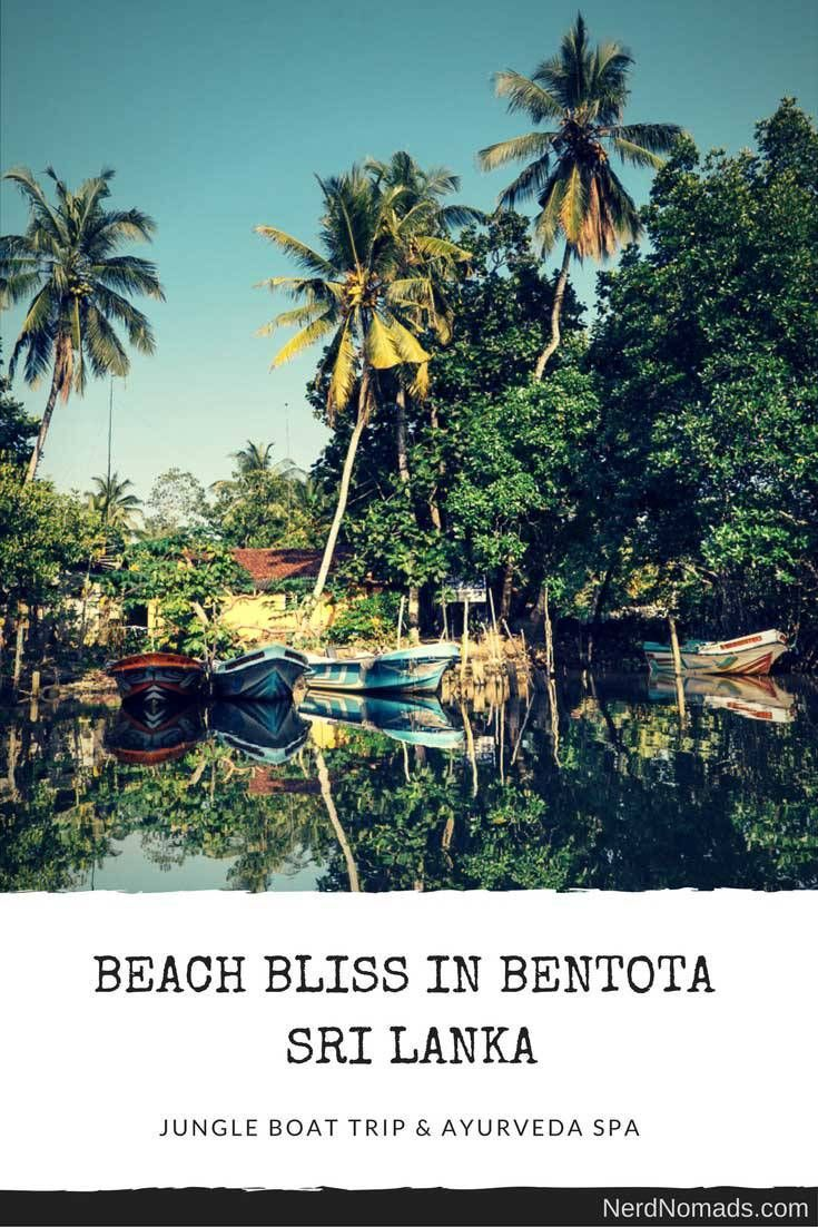 Beach Bliss, Jungle Boat Trip & Ayurveda Spa - Bentota, Sri Lanka