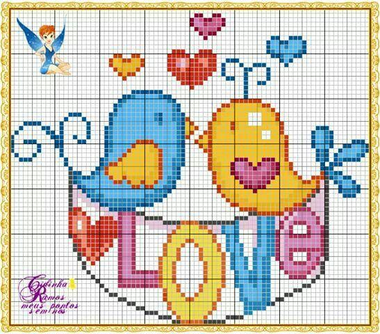 Love Bird...