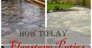 If you have decided to choose flagstone for laying your patio, you've made a great choice! It's not only very natural looking and elegant, b...
