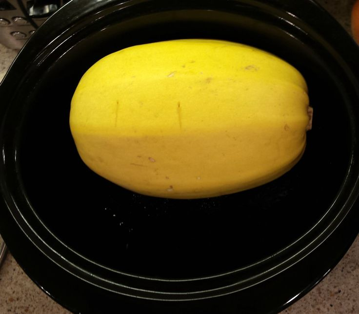 Take cooking a perfect spaghetti squash to a whole new level of easy with this simple slow cooker recipe. You'll never bake one in the oven again!
