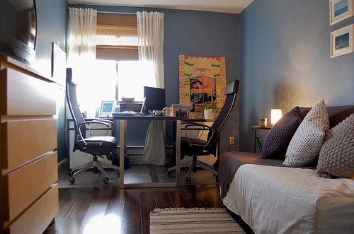 Ikea Futon Guest Bedroom Office Spare Room Makeover Pinterest Nice Futons And Nooks