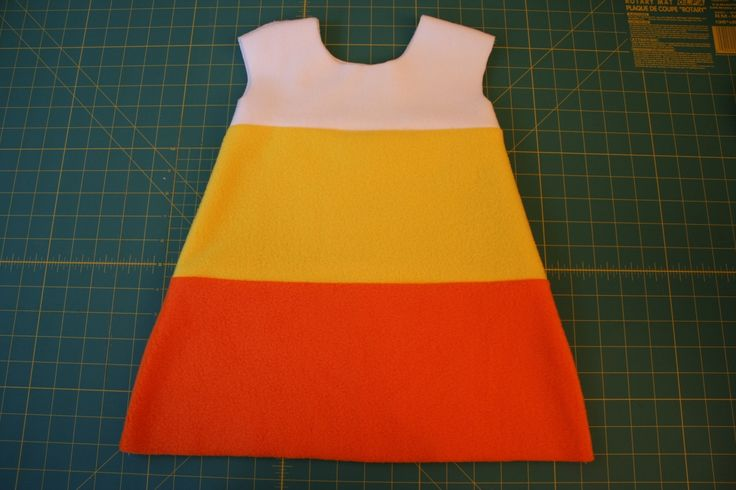 candy corn costume homemade | Done? What? That was pretty easy, wasn't it? I gotta give most of ...
