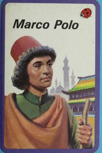 Marco Polo (Great Explorers) by Ladybird Books