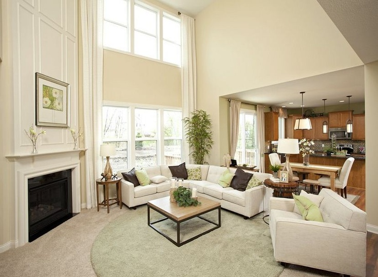 130 best Sophisticated Living Rooms images on Pinterest | Pulte ...