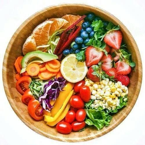 ... full spectrum veggie salad the healthy foodie thehealthyfoodie com