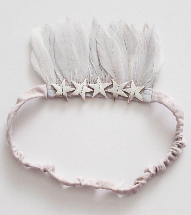 Wovenplay Star Featherband