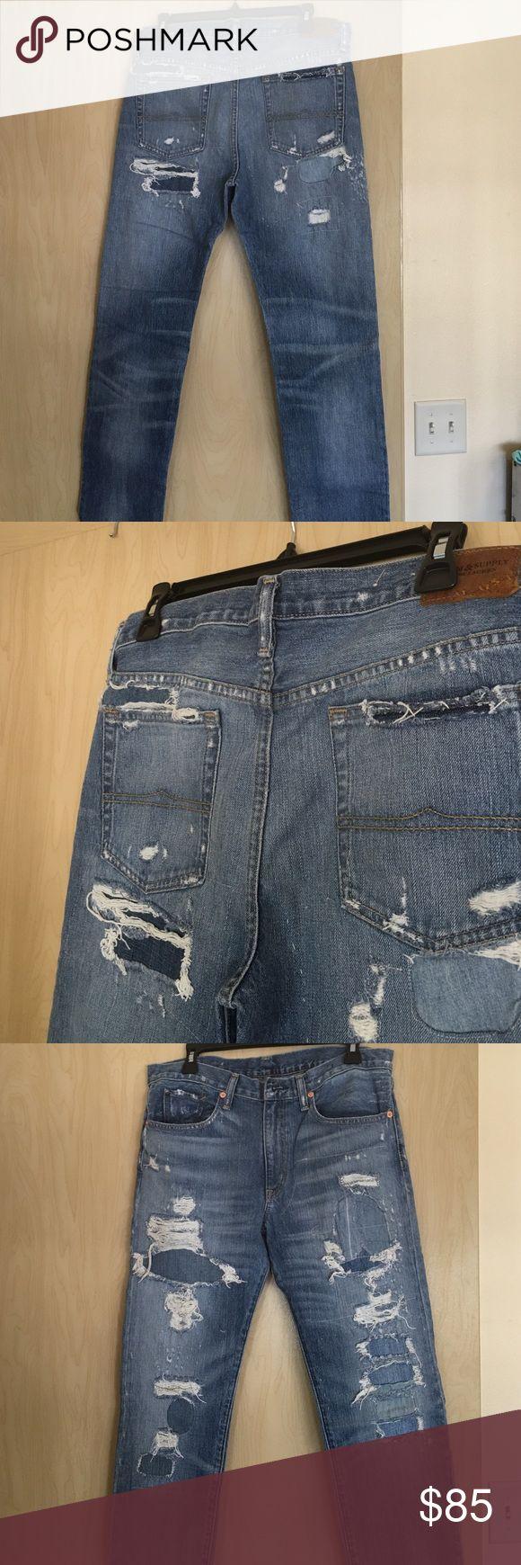 Ralph Lauren Denim and Supply jeans Denim and Supply boyfriend jeans brand new never worn Denim & Supply Ralph Lauren Jeans Boyfriend