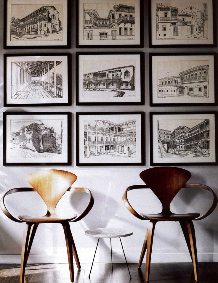 cherner side chairs