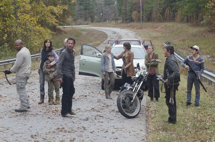The 25 Toughest Walking Dead Trivia Questions on Earth (Spoilers) : Daryl
