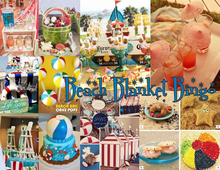 111 best beach pool party images on pinterest beach cakes