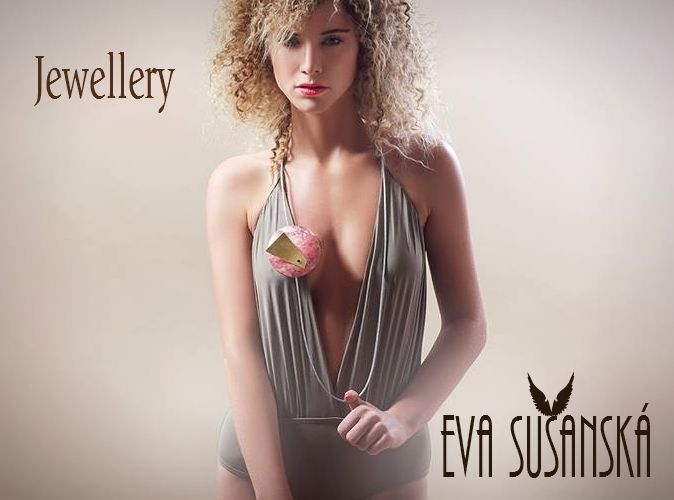 Jewellery made by Eva Sušanská (www.evasusanska.com)  Please don´t copy/ Prosím, nekopírujte!