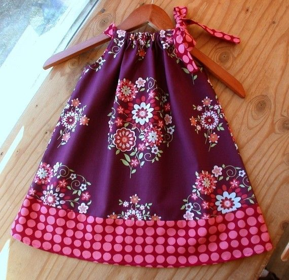 I think I'll try to sew up a few of these for my girls before they come - seems easy enough!