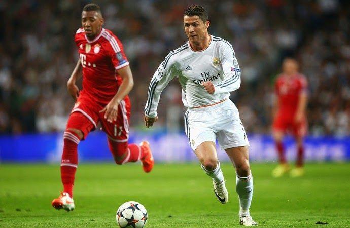 """Blog Esportivo do Suiço: Real """"anula"""" posse do Bayern e tem vantagem na semi da Liga dos Campeões"""
