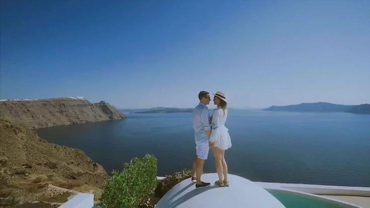 Memories, Moments, Captured, Videographer, Drone, In Love, Caldera, Beauty, Art, Santorini Weddings, Turkish Couple