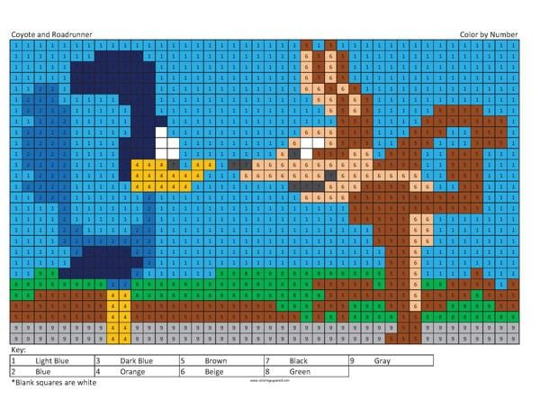 2548 besten coloring squared bilder auf pinterest