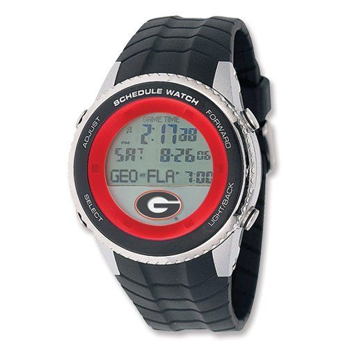 Mens University of Georgia Bulldog Schedule Watch Jewelry Adviser Watches. $100.00