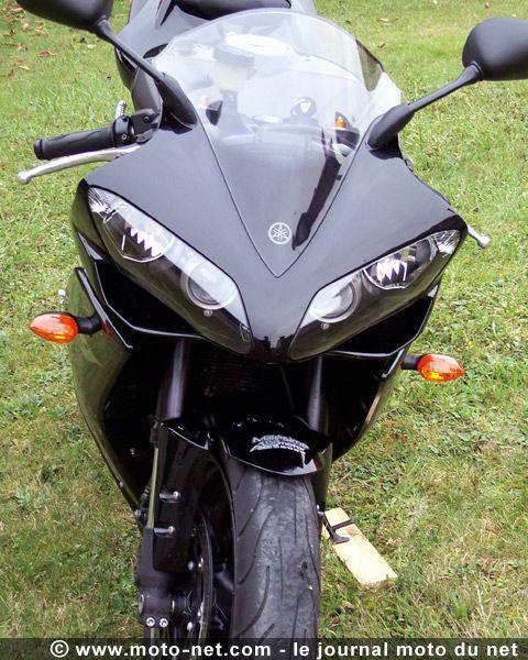 Essai Yamaha R1 2007 : La diva devient divine