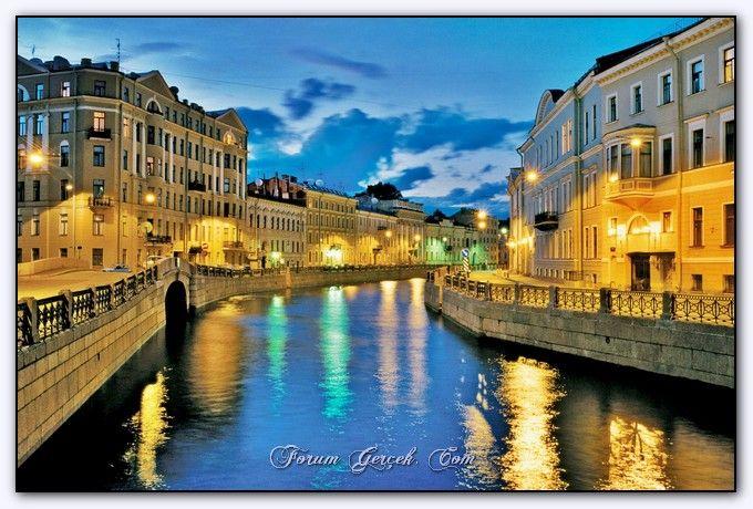 Saint Petersburg (Rusya) - Forum Gerçek