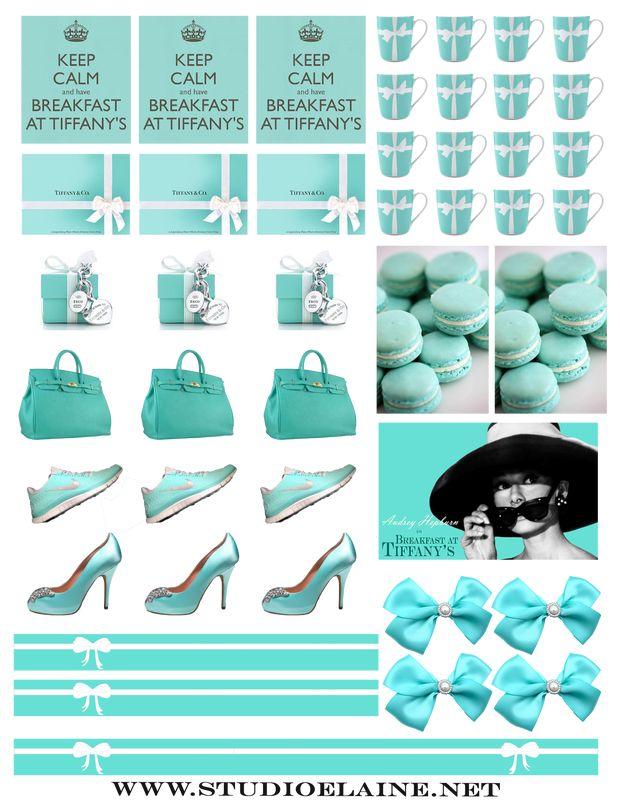 May - Tiffany Inspired Free Sticker Sheet
