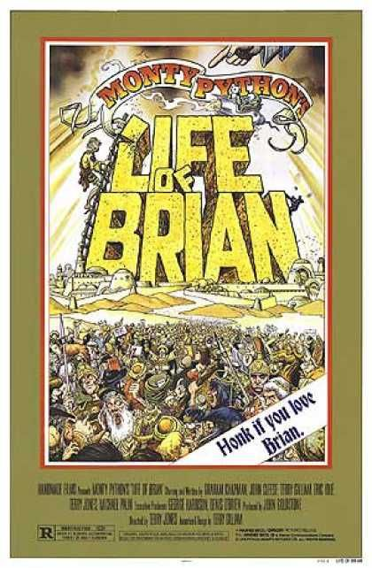 Life Of Brian Premiered 17 August 1979