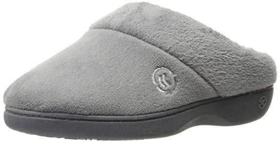 df80d2e34478 Women s Terry Slip On Cushioned Slipper with Memory Foam for Indoor Outdoor  Comfort and Arch Support