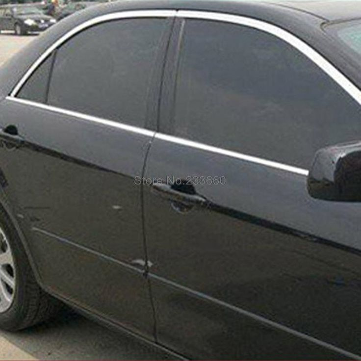 79.19$  Watch now - http://alik9g.worldwells.pw/go.php?t=1685878863 - For mazda 6 2008 2009 2010 2011 2012 stainless steel Window sills Moulding trims glass strips window decoration 10pcs