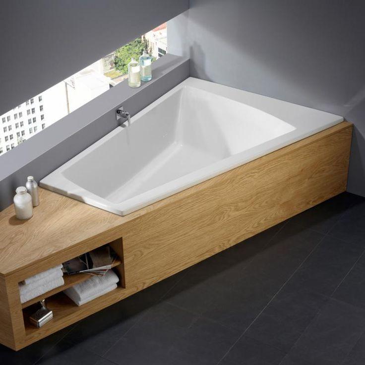 die besten 25 gro e badewanne ideen auf pinterest master bad dusche master dusche und. Black Bedroom Furniture Sets. Home Design Ideas
