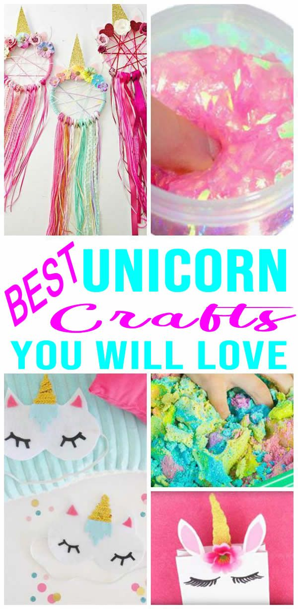 Magical Unicorn Crafts Best Diy Unicorn Craft Ideas Easy