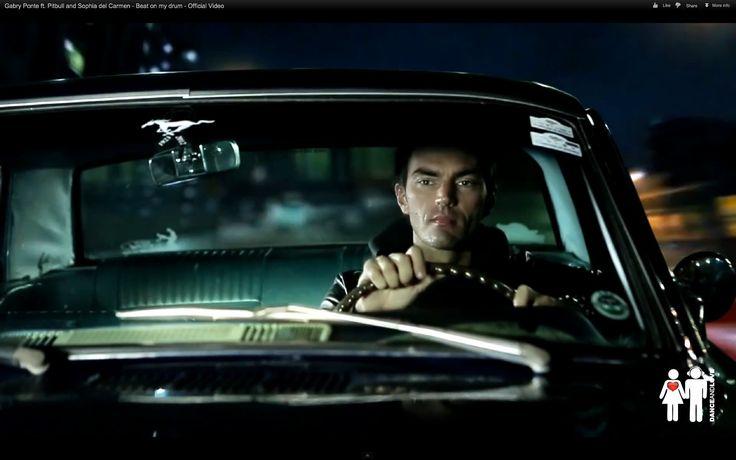 Gabry Ponte ft. Pitbull and Sophia del Carmen - Beat on my drum - Offici...