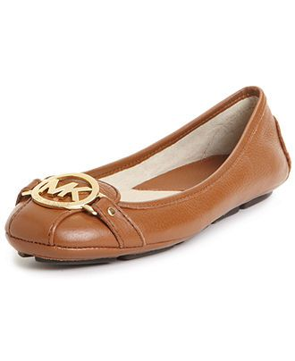 MICHAEL Michael Kors Shoes, Fulton Moc Flats - All Women's Shoes - Shoes - Macy's