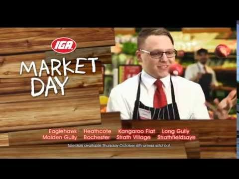 Market Day Specials - Thursday October 6th, 2016. Bendigo region.