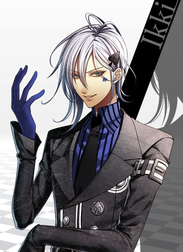 my opinion on this character : ikki  is what I like to call the playboy of the show the guy who's popular with ALL  the ladies they show him in four way first to he's a good fellow employee then shown as a boyfriend who fell in love with heroine which she has to keep update to stay with him and also the guy who gets the updates then last the psychotic playboy who was trying to win over heroines heart but failed (at least that's how I saw it)