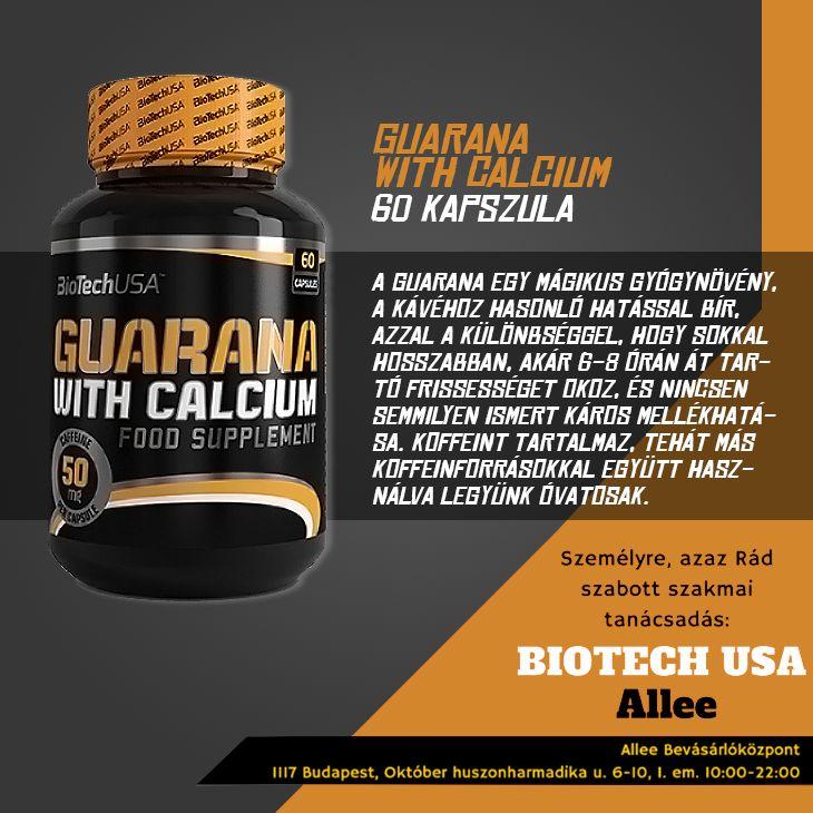NYAKUNKON A NYÁR! Hogy a hőségben is friss maradj, fogyassz guaranát: ez a mágikus gyógynövény a kávéhoz hasonló hatású, azzal a különbséggel, hogy sokkal hosszabban, akár 6-8 órán át tartó frissességet okoz, és nincs semmilyen ismert káros mellékhatása.