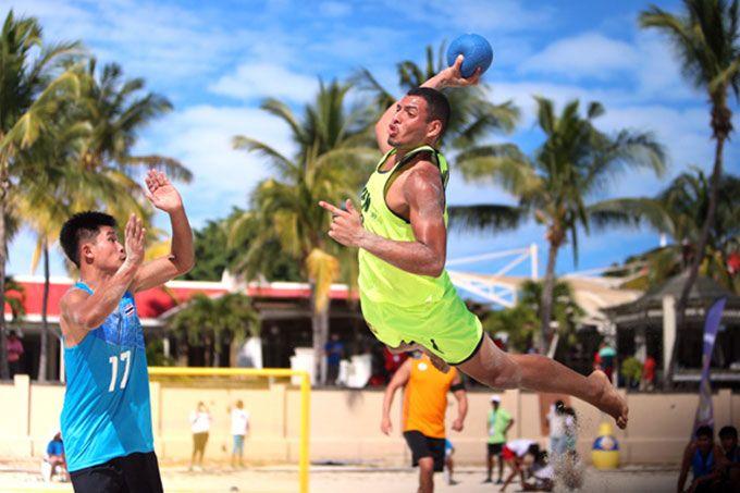 Balonmano masculino clasificó a los III Juegos Olímpicos de la Juventud #Deportes #Ultimas_Noticias