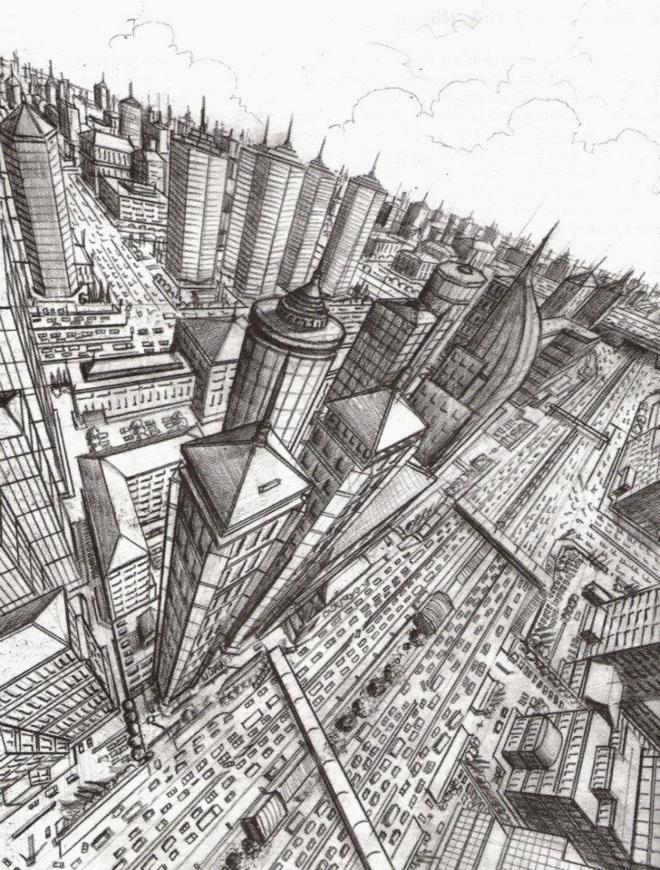 Best Perspective Images On Pinterest Perspective Art