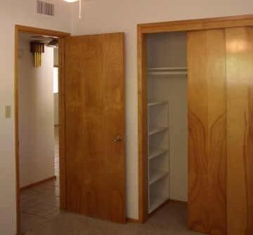 1960s Front Doors Wood Doors And Closet Doors Were