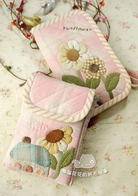 Lanmao Floral Patchwork história _ blogue Sina