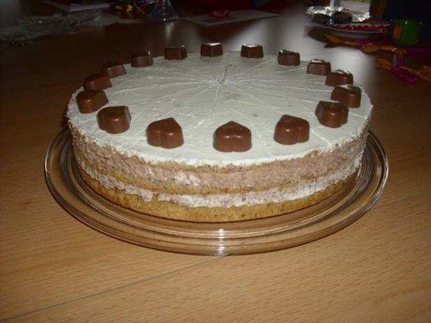 Rezept: Milka-Schoko-Torte