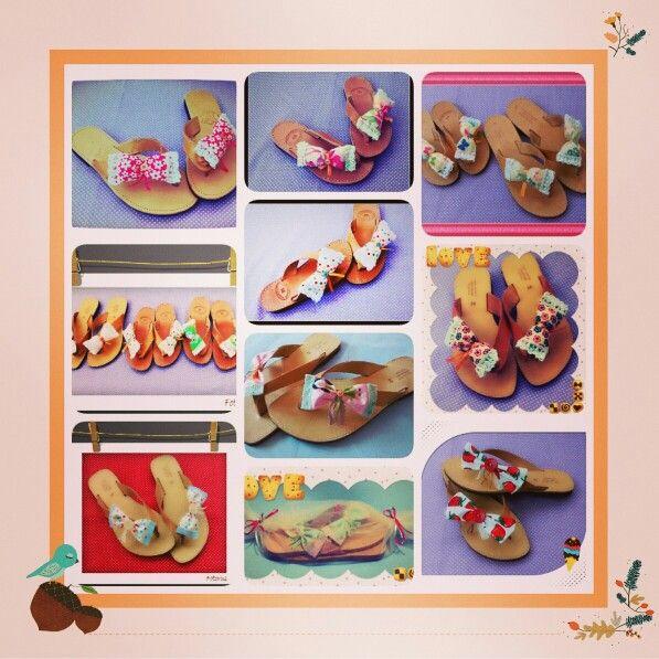 Lovely  little girls sandals