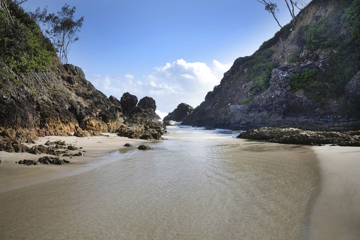 Byron Bay Beach, New South Wales, Australia. One of my favorite places in the world!
