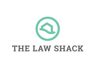 Law Shack Logo Thick Lines
