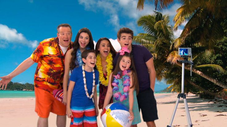 the thundermans up up and vacay | The Thundermans -